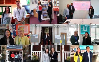 留学@UKは学校訪問と留学エージェントのトレーニング受講を定期的に行なっています