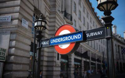 ロンドン地下鉄を乗りこなそう Part 1:路線